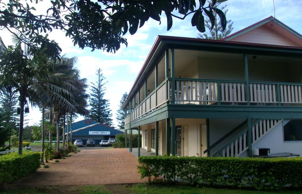 Norfolk Island accomodation exterior
