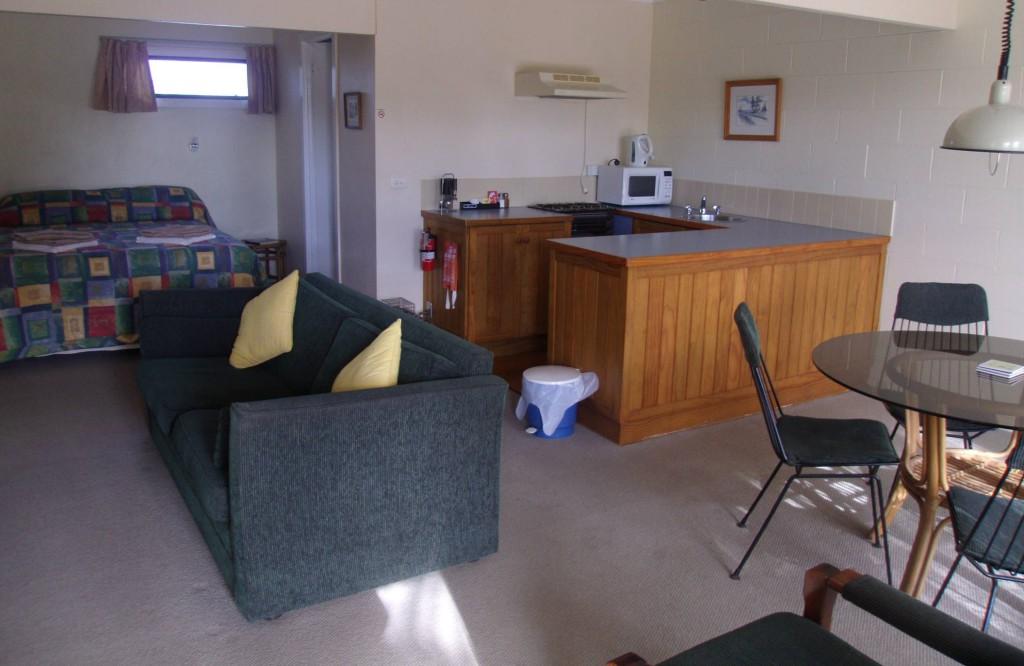 Norfolk Island accomodation interior